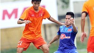 15h45 ngày 3/6, U21 Việt Nam - U21 Thái Lan: Thách thức ứng viên vô địch