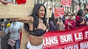 Gái mại dâm ở Pháp ngoảnh mặt với EURO