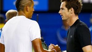 Nick Kyrgios – Andy Murray: Cuộc đối đầu giữa hai thế hệ