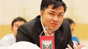 TGĐ VPF Cao Văn Chóng: 'Giải chỉ vỡ khi sai mà không sửa'