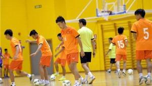 Futsal Việt Nam đã đến Tây Ban Nha, U19 Việt Nam tái đấu Thái Lan