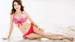 CẬN CẢNH sắc đẹp không tì vết tân Hoa hậu Việt Nam 2016 Đỗ Mỹ Linh