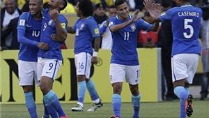 Ecuador 0-3 Brazil: Gabriel Jesus ra mắt ấn tượng, Brazil vượt qua 'miền đất chết'