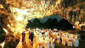 Chấm dứt dịch vụ ăn uống trong hang động Vịnh Hạ Long
