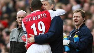 Gilberto Silva: 'Arsenal có thể yếu như Man United sau khi Wenger ra đi'