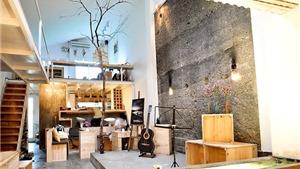 Uống cafe ở 'Ngôi nhà số 7': Cả thế giới là của riêng bạn