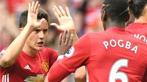Tuyến giữa Man United: Herrera mới là người quan trọng nhất
