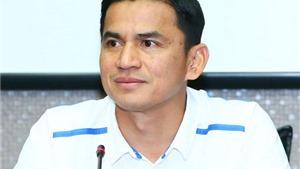 Thái Lan sắp hết hy vọng dự World Cup, HLV Kiatisuk nói gì?
