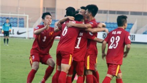 HLV Hoàng Anh Tuấn: 'U19 Việt Nam đã quên sự cố thẻ đỏ Trọng Đại'