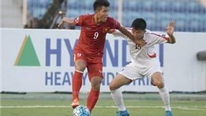 HLV Vương Tiến Dũng bất ngờ trước sự tiến bộ của U19 Việt Nam