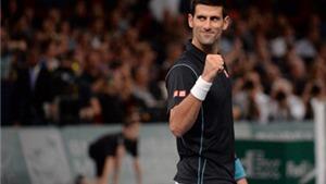Tennis ngày 1/11: Hoàng Nam khởi đầu ấn tượng. Novak Djokovic lại thua