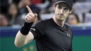 Murray vượt Djokovic, lên số 1 thế giới: Cứ mơ đi vì cuộc đời cho phép