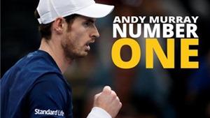 Tennis ngày 11/7: Murray tiết lộ động lực để vươn lên số 1 thế giới. Đã xác định 8 suất dự ATP World Tour