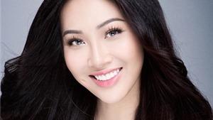 Hoa khôi Diệu Ngọc chính thức được cấp phép thi Hoa hậu Thế giới