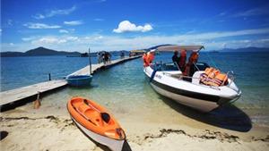Du lịch biển đảo đang trở thành một động lực mới của đất nước