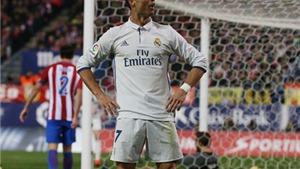 Ronaldo áp đảo Messi ở cuộc đua Bóng Vàng sau hat-trick hạ Atletico Madrid