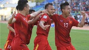 Hậu vệ Vũ Văn Thanh - 'Người Không Phổi' của đội tuyển Việt Nam