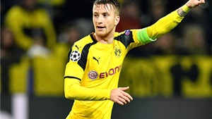 Dortmund đè bẹp Legia Warsaw 8-4: Sự trở lại mạnh mẽ của 'Rolls Reus'