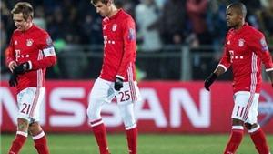 Rostov 3-2 Bayern Munich: Thua sốc, Bayern xếp nhì bảng, kém xa Atletico