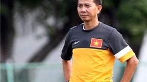 HLV Hoàng Anh Tuấn: 'Việt Nam sẽ có kết quả khả quan'