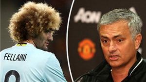 Fellaini tệ thế mà sao Mourinho vẫn tin dùng?