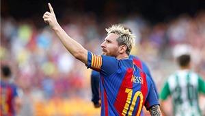 Messi mang PlayStation ra đời thực