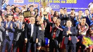 Than Quảng Ninh sẽ vô địch V-League 2017?