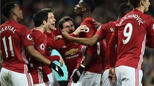 ĐIỂM NHẤN Man United 2-1 Middlesbrough: Lỗ hổng Carrick, đẳng cấp Pogba, và ngược dòng kiểu Sir Alex