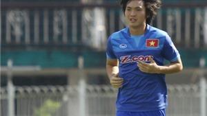 Tuấn Anh nghỉ hết lượt đi V-League 2017, trao giải Quả bóng Vàng Việt Nam