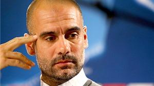 Guardiola khởi đầu thất bại ở Man City không hề là bất ngờ
