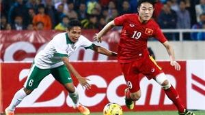 Xuân Trường sớm sang Hàn Quốc, Thành Lương không trở lại tuyển Việt Nam