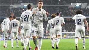 Real Madrid: Điều kì diệu cuối của James Rodriguez?