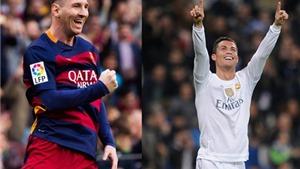 Ronaldo đã chiến thắng áp đảo Messi trong năm 2016 như thế nào?