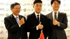 Xuân Trường gửi lời chúc U20 Việt Nam từ Hàn Quốc