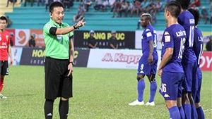 'Trọng tài không sai nhưng gây nên rắc rối'