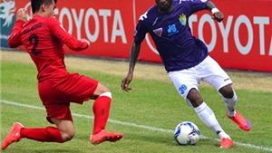 Lịch TRỰC TIẾP vòng 6 Toyota V.League 2017
