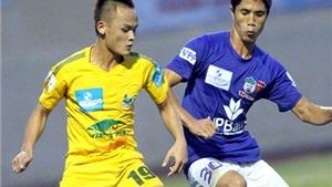 Tiền vệ FLC Thanh Hóa bị treo giò 2 trận vì vào bóng nguy hiểm