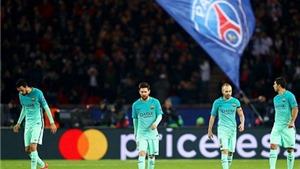 Barca thảm bại trước PSG: Báo chí thế giới nói gì?