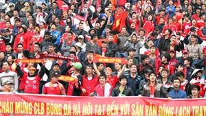 17h00 ngày 16/2, Hải Phòng - Hà Nội: 'Chảo lửa' chờ Hà Nội FC