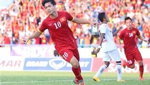 'Xuân Trường, Công Phượng sáng cửa vượt qua vòng loại U23 châu Á'
