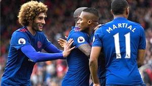 Sau 5 tháng, Man United đã leo lên thứ 5