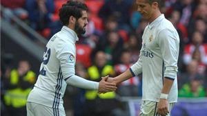 BẰNG CHỨNG: Cristiano Ronaldo lại văng tục sau khi bị Zidane thay ra