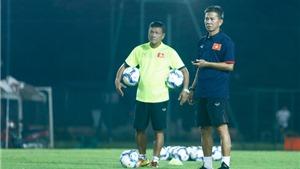 Tuyển Việt Nam bay tới Tajikistan đêm nay, HLV Hoàng Anh Tuấn lo cho U20 Việt Nam