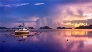 'Lạc trôi' đến hòn đảo được bầu chọn là đẹp nhất thế giới