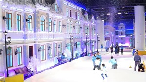 Snow Town Sài Gòn: Khu trượt tuyết lớn nhất Đông Nam Á có gì mới mẻ, thú vị?