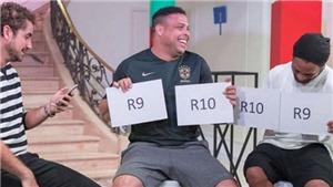 Ronaldinho chịu thua Ronaldo khoản tiệc tùng nhưng vĩ đại hơn ở Barca