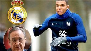 Chuyển nhượng Real Madrid: Hè này, Mbappe sẽ chơi trốn tìm với Zidane