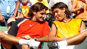 Federer và Nadal: Tương đồng và tương phản