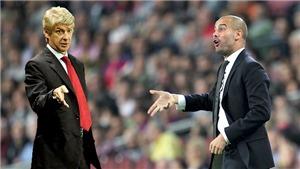 Wenger và Guardiola: Cùng yêu cái đẹp, cùng rong ruổi vì sự hoàn mỹ