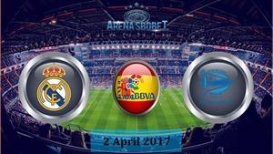 BIG BET: Dự đoán trận đấu Real Madrid - Alaves (21h15, 2/4)